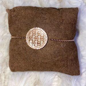 MK bracelet Rose Gold